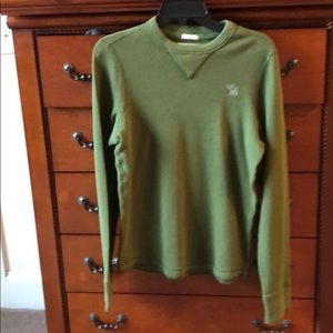 Abercrombie and Fitch long sleeve shirt size L